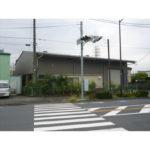 【貸倉庫】平屋建83坪/準工業地域に立地