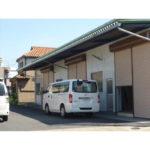 【貸工場】駐車スペース3台可/工業地域