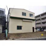 【貸倉庫】2階建て84坪/産業道路至近