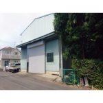 【貸工場】クレーン・事務所付き/浦和ICより2.2km