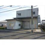 【貸工場】2階建て111坪/準工業地域に立地