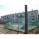 【貸倉庫】広い駐車スペース/2階建て238坪