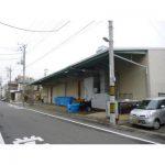 【貸工場】2.8tクレーン3基付き/工業地域に立地