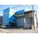 【貸工場】準工業地域/4階建て419坪