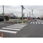【貸店舗・倉庫】平屋建160坪/駐車場30台可能