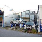 【売倉庫】新郷IC至近/前面駐車スペース付