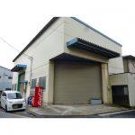 【売工場】平屋建て80坪/準工業地域