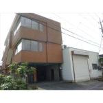 【売工場】3階建て105坪/住居5DK付き